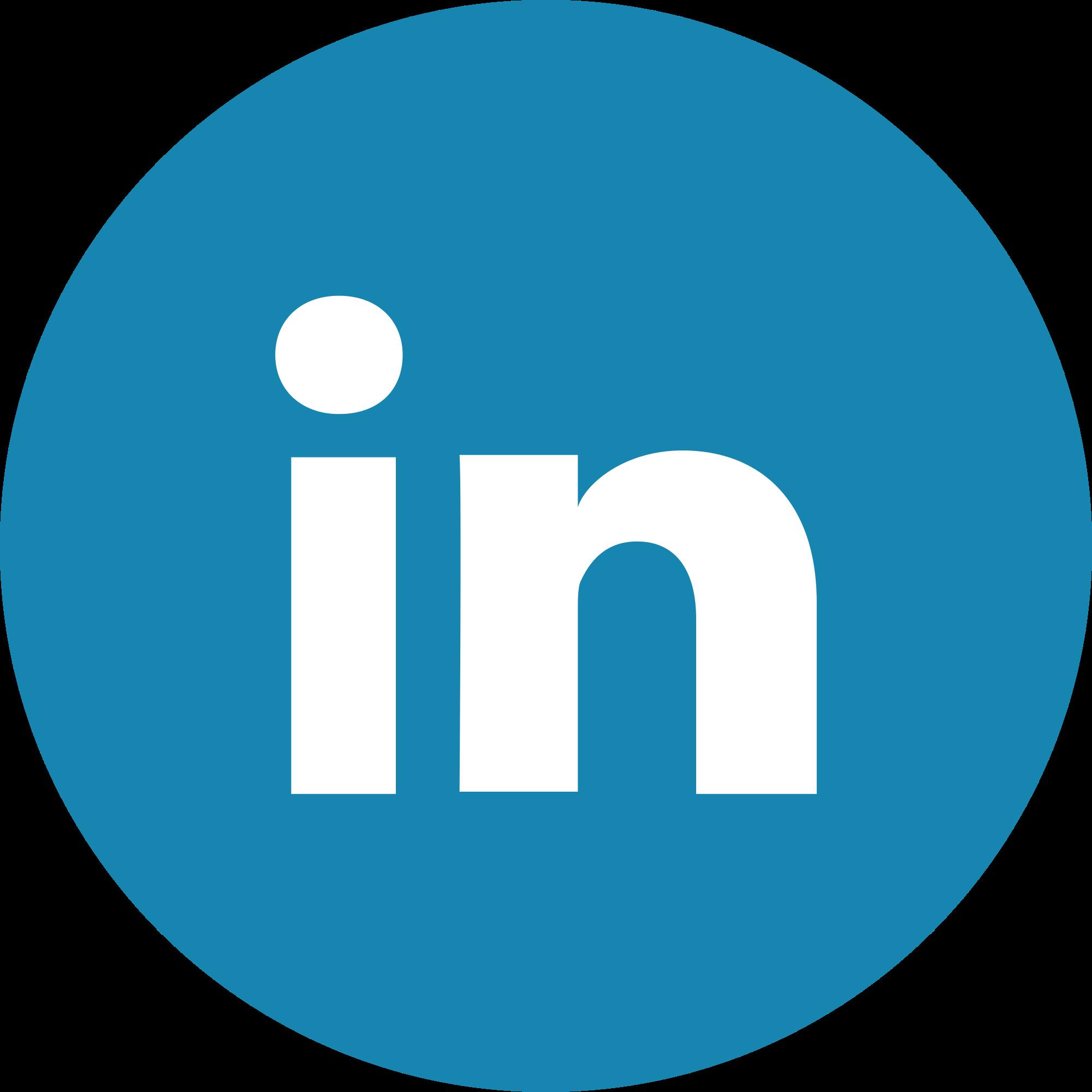 Linkedin circle
